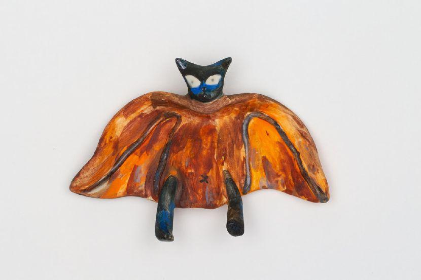 伍玳黎-培訓中的小蝙蝠