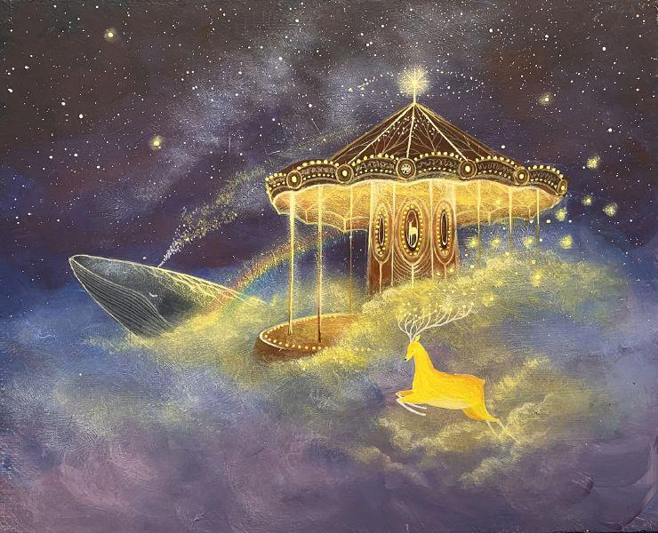 海至-深夜旋轉木馬遇見蘇格拉底