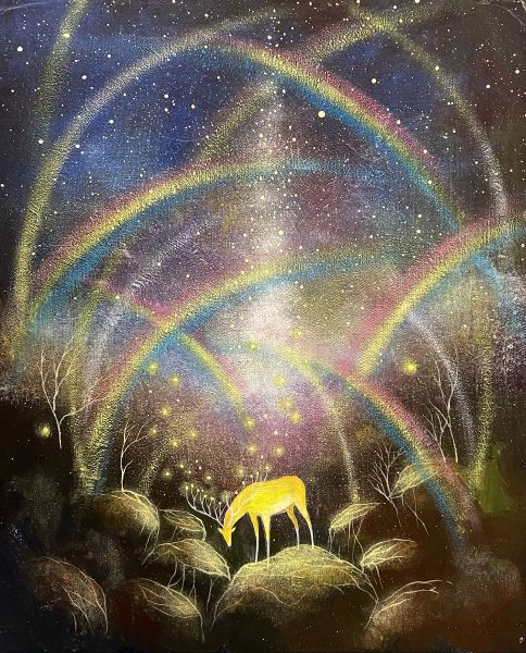 海至-光鹿與彩虹森林