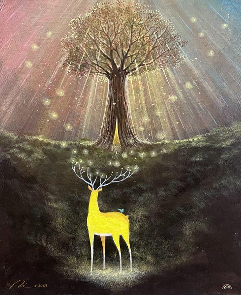 海至-祈願之樹