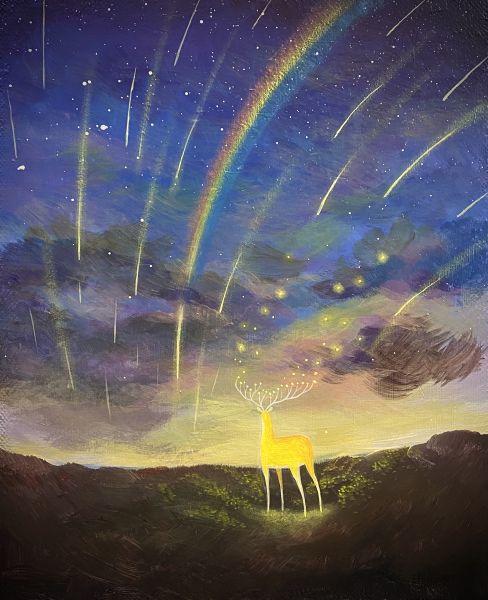 海至-彩虹流星