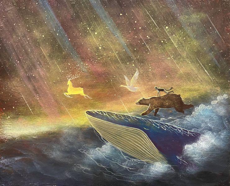 海至-迎接彩虹國度
