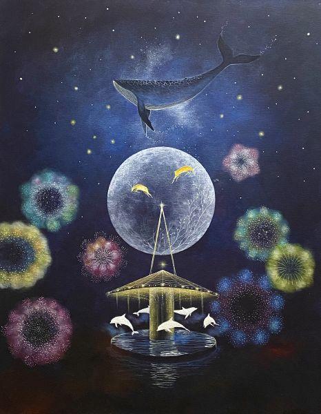 海至-煙花鯨夜