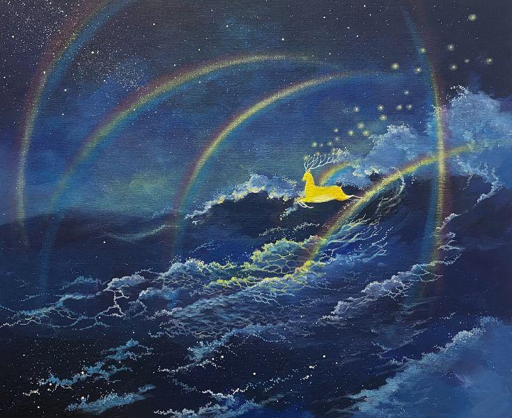 海至-在風浪裡勇往直前