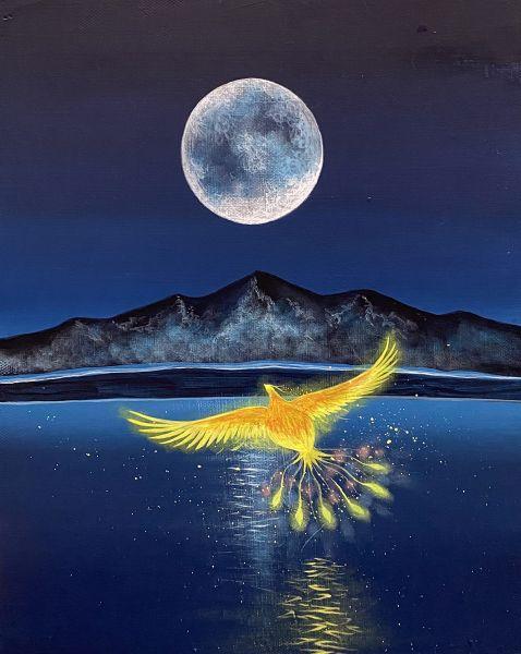海至-吉祥奔月