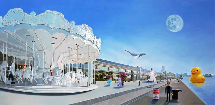 曹文瑞-平行演化3.0 之南方樂園