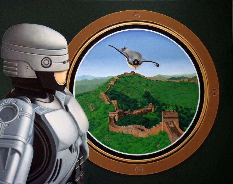 曹文瑞-長城之旅