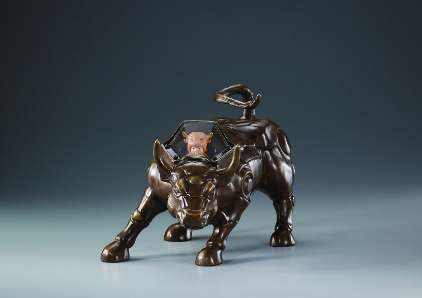 林國瑋-布爾·羅伯特1號  Bull Robert No.1