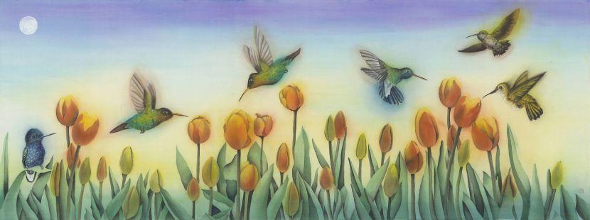 吳惠淳-蜂鳥