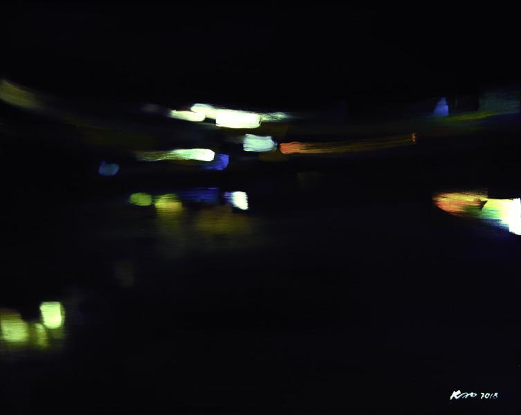 高其偉-行走的風景(五)