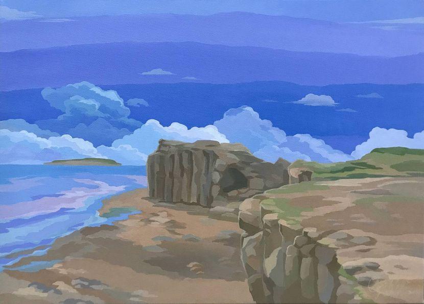 高堉銓-澎湖鯨魚洞