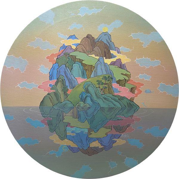 高堉銓-鏡花水月-1