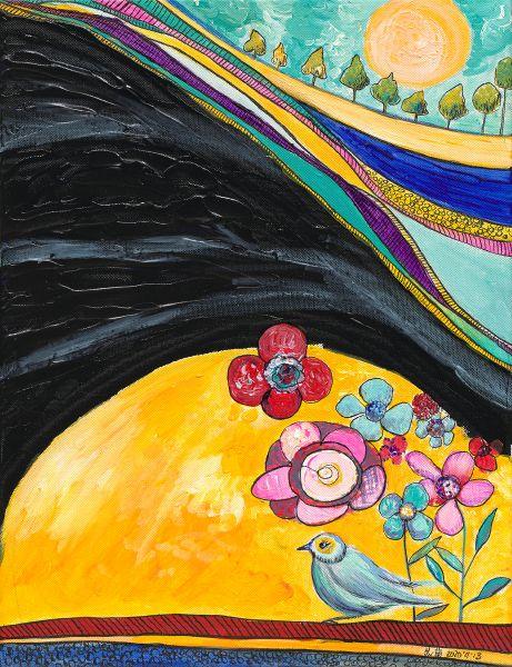 徐慧蘭-宇宙的黑夜