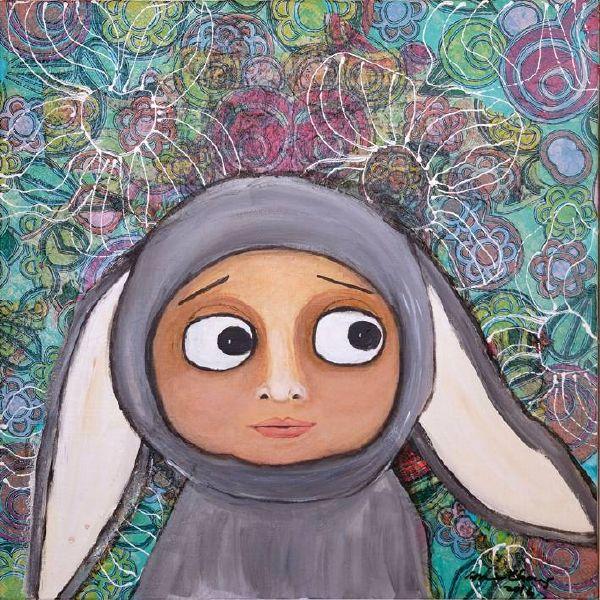 Monica-Bunny Girl -1