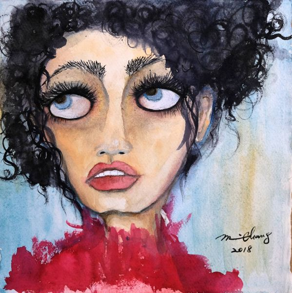 Monica-摩登女郎-2