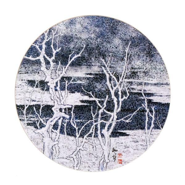 吳珮華-白線的跳動系列-92