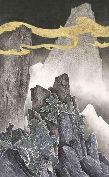 吳弘鈞-仙山系列-仙俓