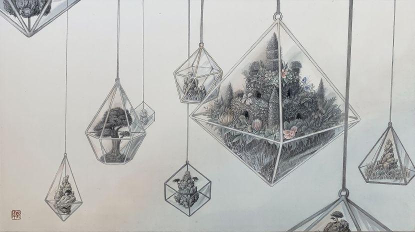 李駿偉-水晶風景