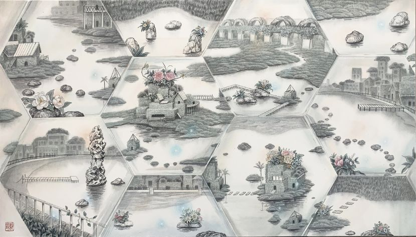 李駿偉-#河岸風景