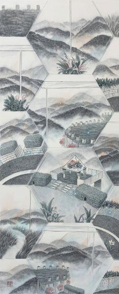 李駿偉- #自然風景保護區西側入口