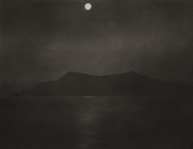 志鎌猛-《觀照 - 天空島:蓋爾語學院 #1》Contemplation - Isle of Skye : bho Sabhal Mòr Ostaig #1