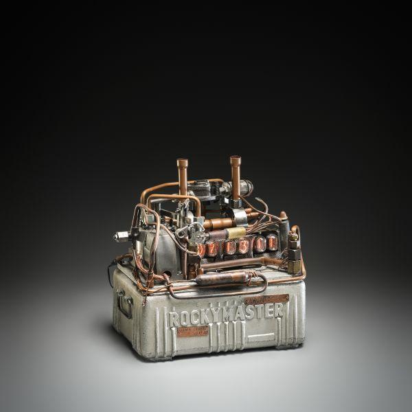 劉玹希-機械動力鐘