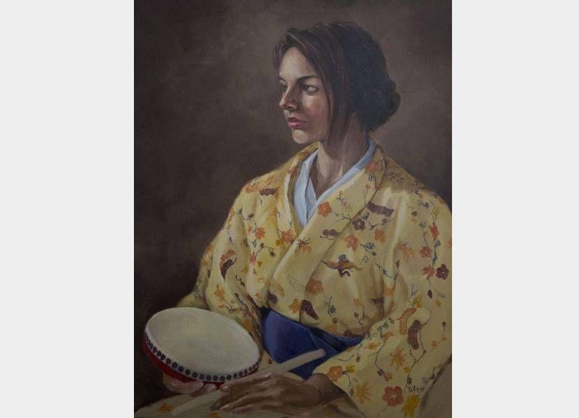 沈玉芬-沖繩嘉年華仕女 Okinawa Festival Lady