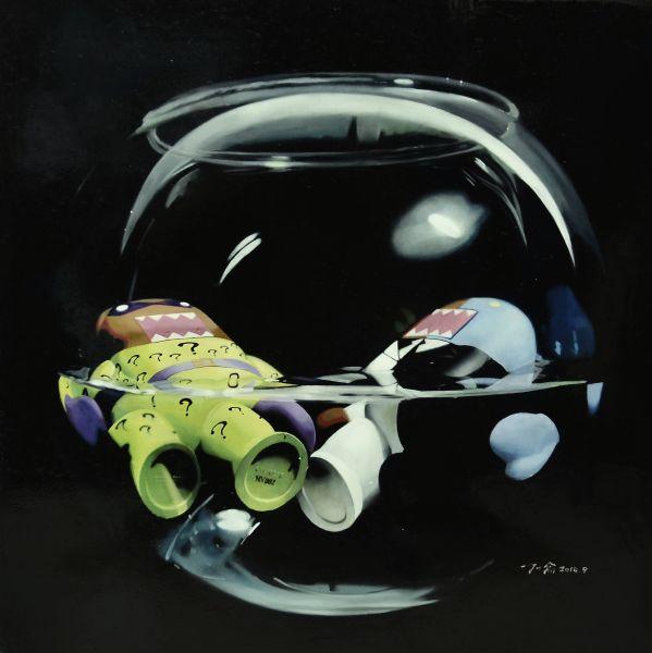 魏子喻-Domogun In Glass