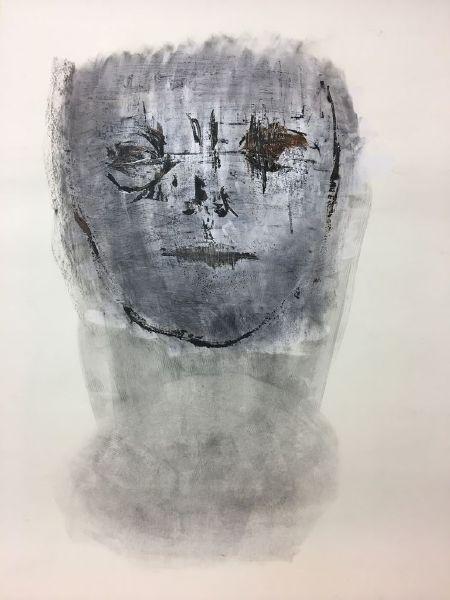 陳慶銘 -自畫像