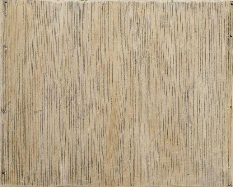 黃小華-Line on Wood 木上線條
