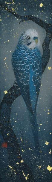 李逸琦-小藍君