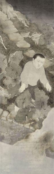 邵士銘-山徑