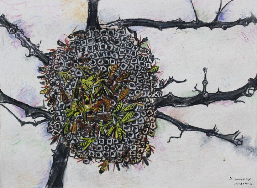紀福堂-蜂窩 The Bee Hive