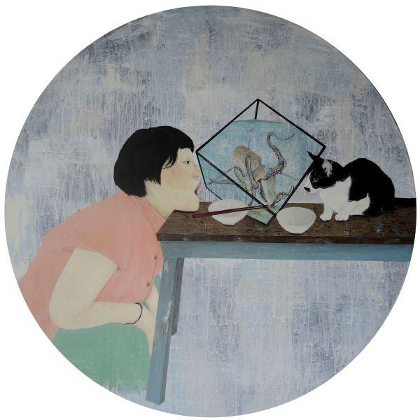 楊依香-Alice 與皮皮
