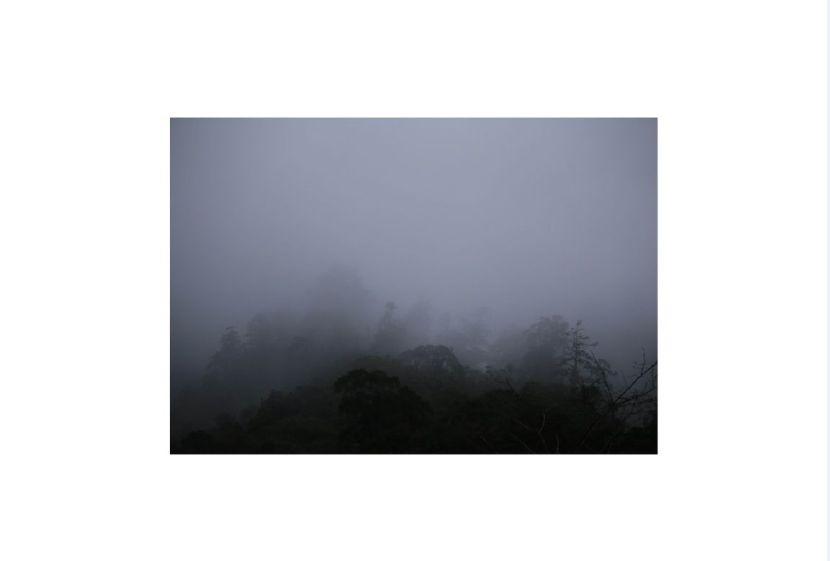 梁家寧-製造浪 漫 的的空 間體素 II :影像 - 凝滯