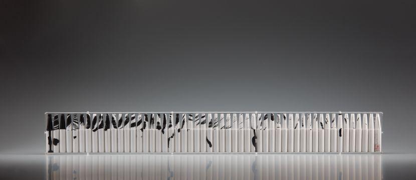 張永村-水墨裝置