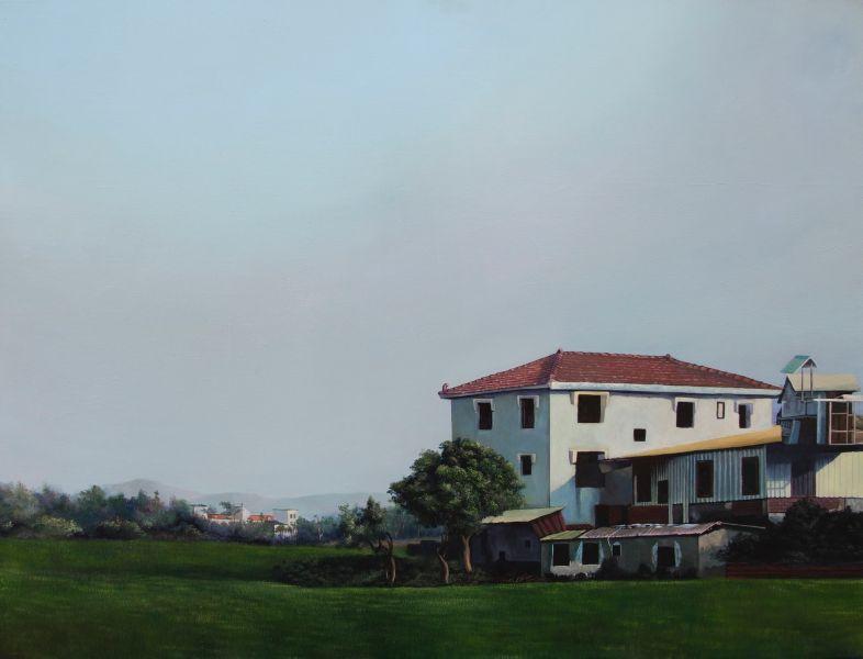 楊奕軒-我家旁的風景1