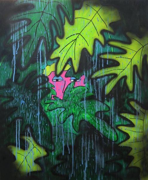 杜信穎-躲在叢林的夢露01