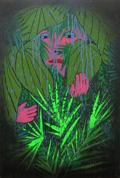 杜信穎-躲在叢林的夢露02