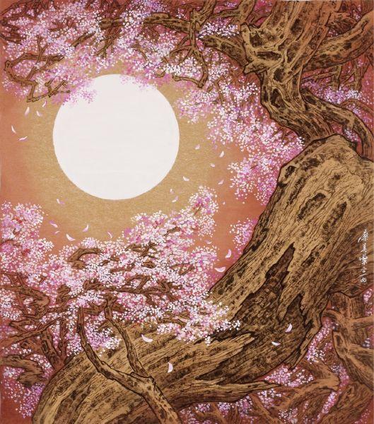 廖美蘭-花好月圓Blooming Flowers And Full Moon