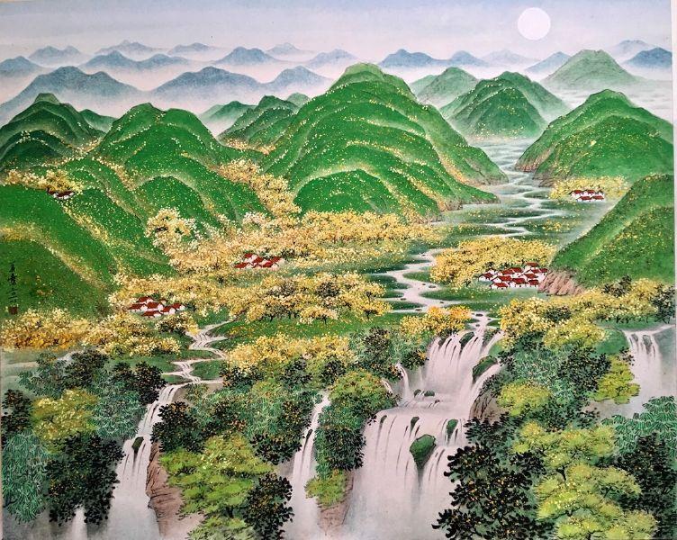 廖美蘭-心中的香格里拉 Shangri-la In a Dream