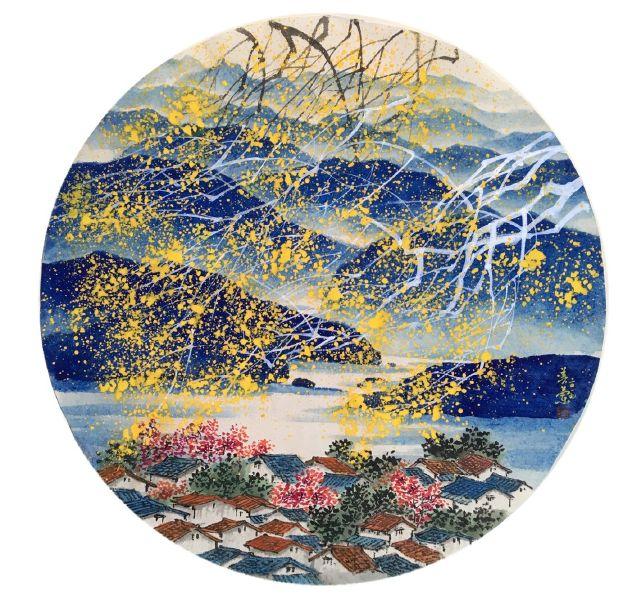 廖美蘭-金秋時節Golden Autumn