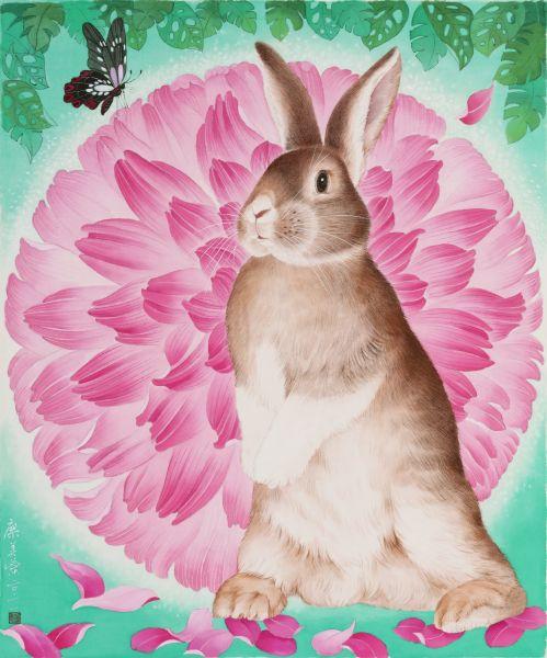 廖美蘭-神力兔 Wonder Rabbit