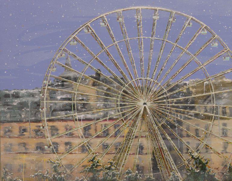 林煊哲-愛情摩天輪  Ferris Wheels
