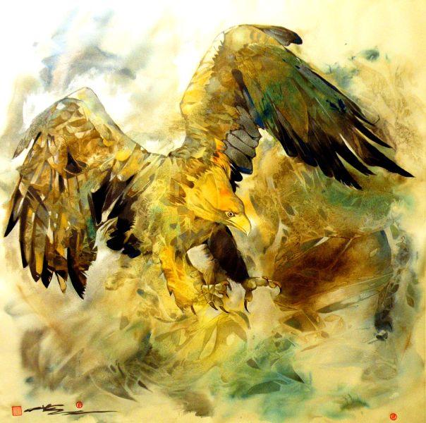 劉漢文-雷霆Eagle