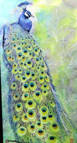 劉漢文-帝雀Emperor Peacock