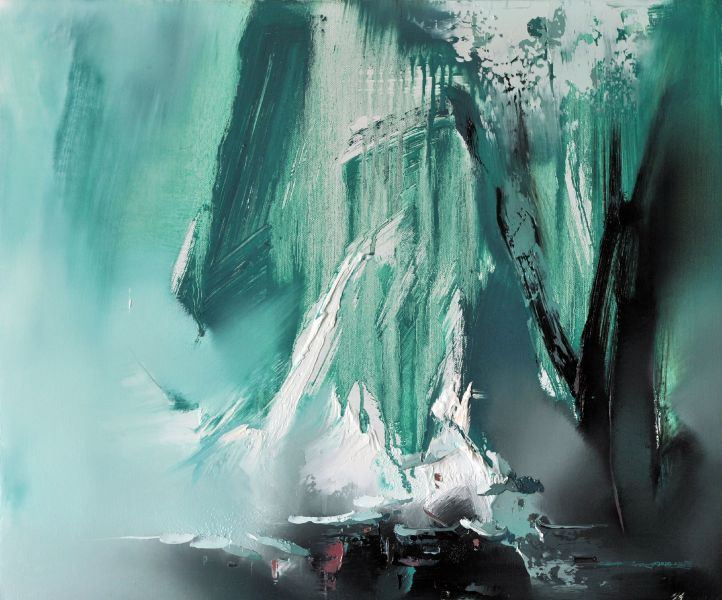 高小云-波光瀲灩Sparkling Ripples