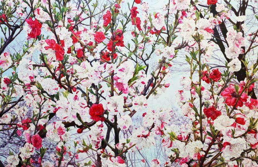 林嶺森-桃花源 Peach Blossom Spring