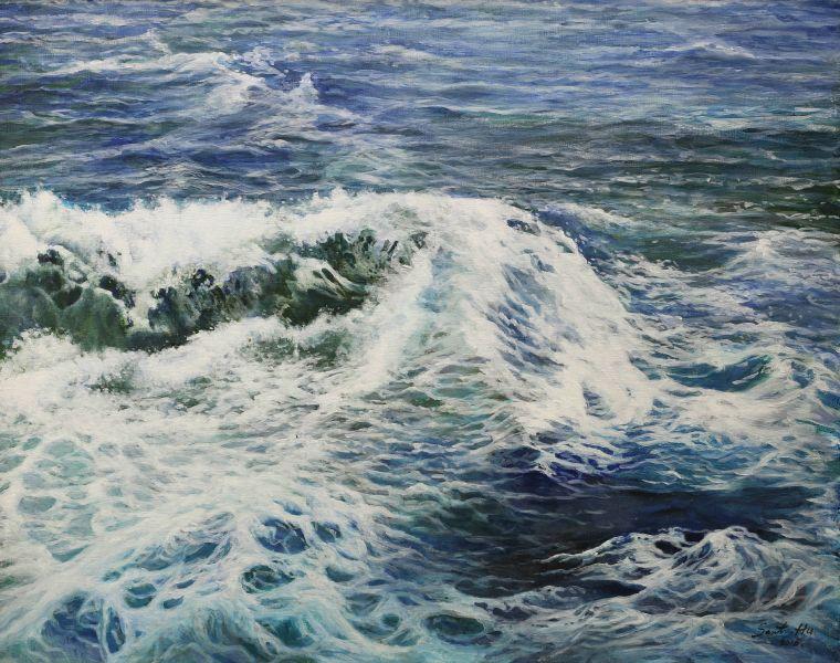 胡文賢-浪 Wave