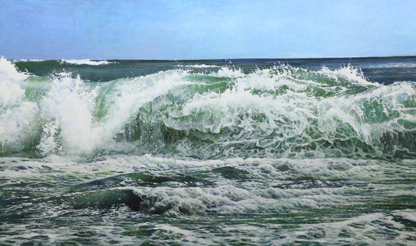 胡文賢-浪潮 Wave